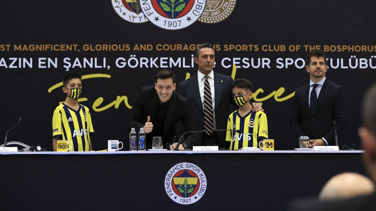 Mesut Özil'in imzası Avrupa'yı salladı!