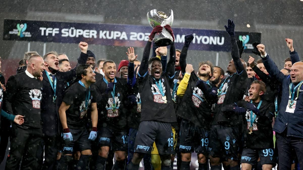'Ne hakem, ne kar! Trabzonspor'u hiçbir şey durduramadı'