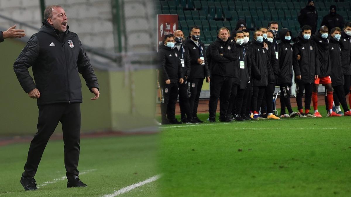Sergen Yalçın'dan maç sonu şaşırtan tepki! 'Başkanın sözleri rahatsız ediyor...'