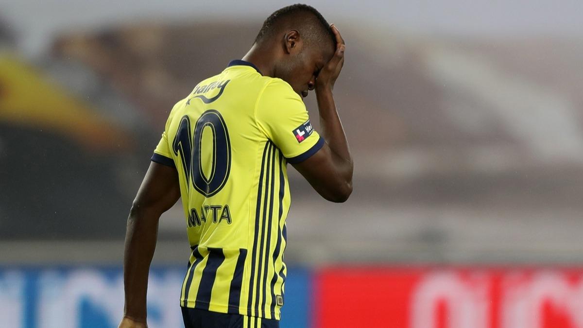 Fenerbahçe'de Samatta krizi! Lisansı çıkarılamayabilir