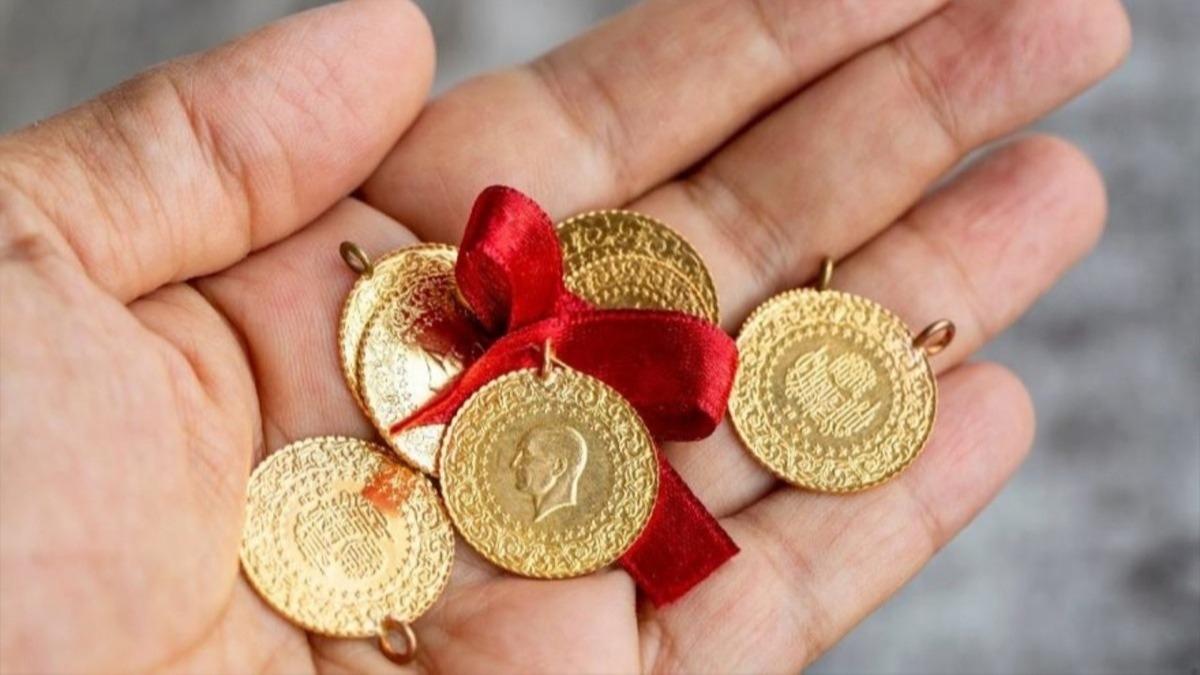 Gram ve çeyrek altın kaç TL? 14 Şubat 2021 gram, çeyrek ve ata altın altın fiyatları