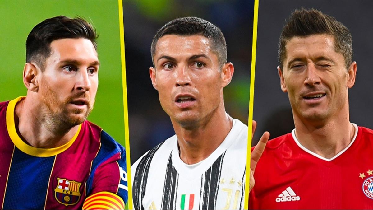 İşte Şampiyonlar Ligi tarihinin en iyi golcüleri...