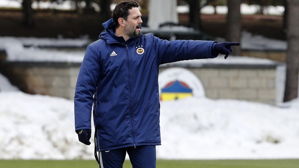 Pelkas 11'de olacak mı? İşte Fenerbahçe'nin muhtemel 11'i
