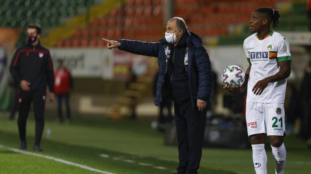 İşte Galatasaray'ı Alanyaspor maçında zafere ulaştıran taktik