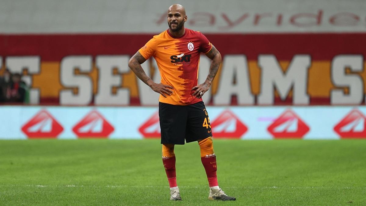 Galatasaray'da Marcao krizi! Kabul etmedi