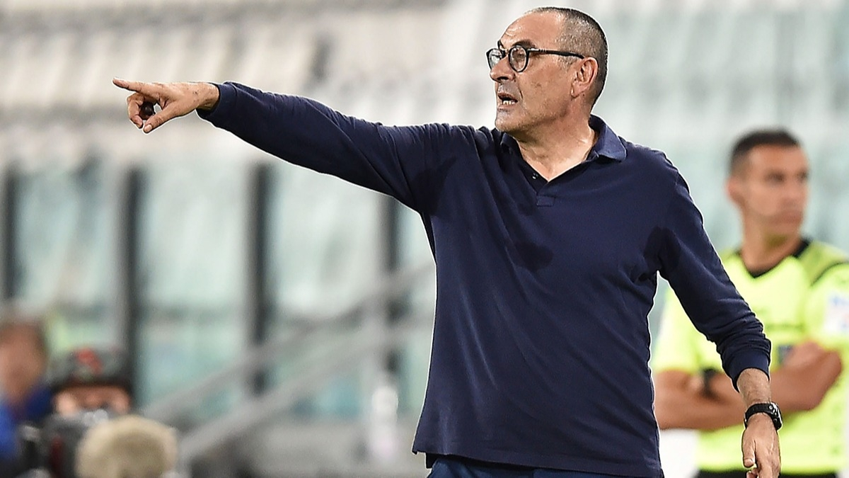 Trabzonspor - Fenerbahçe maçında Sarri sürprizi