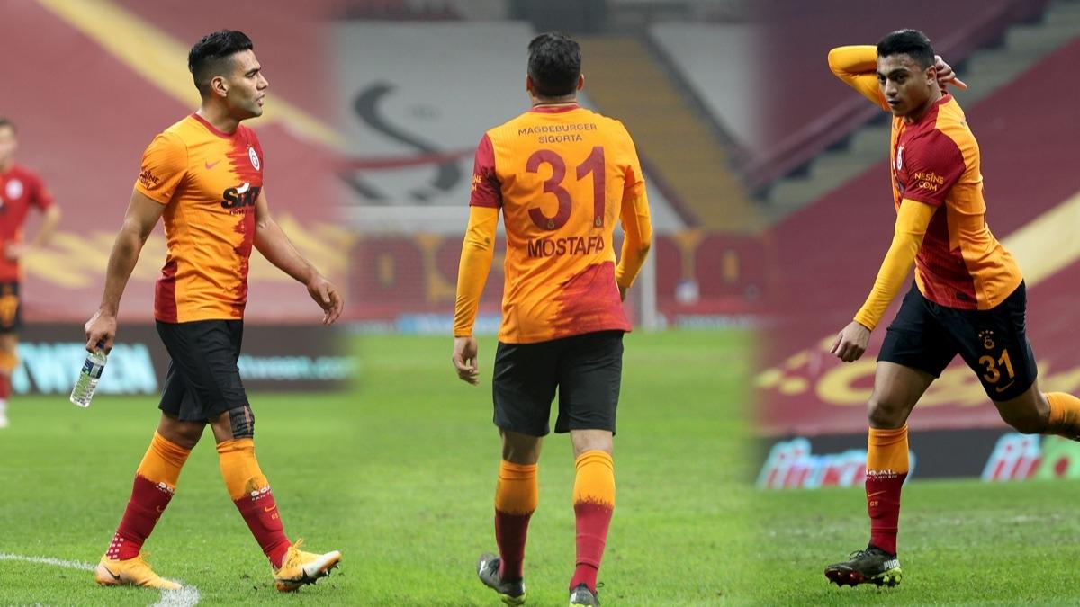 Galatasaray'da Mustafa Muhammed fırtınası! Falcao'yu geçti ve 30 milyon euro...