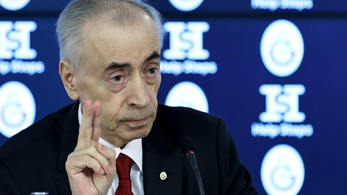 Galatasaray'dan TFF'ye çıkarma! 'Serdar Tatlı'yı görevden alın'
