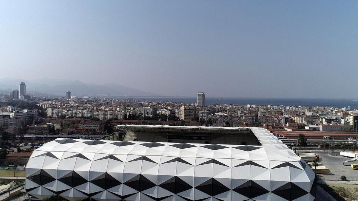 İzmir yeni stadına kavuşuyor! Tarihi Alsancak Stadı için geri sayım