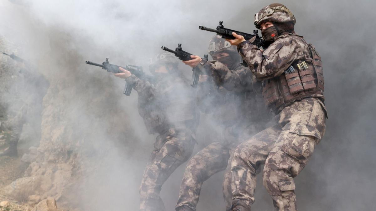 'Özel kahramanlar' tetikte! PKK'nın kabusu oldular