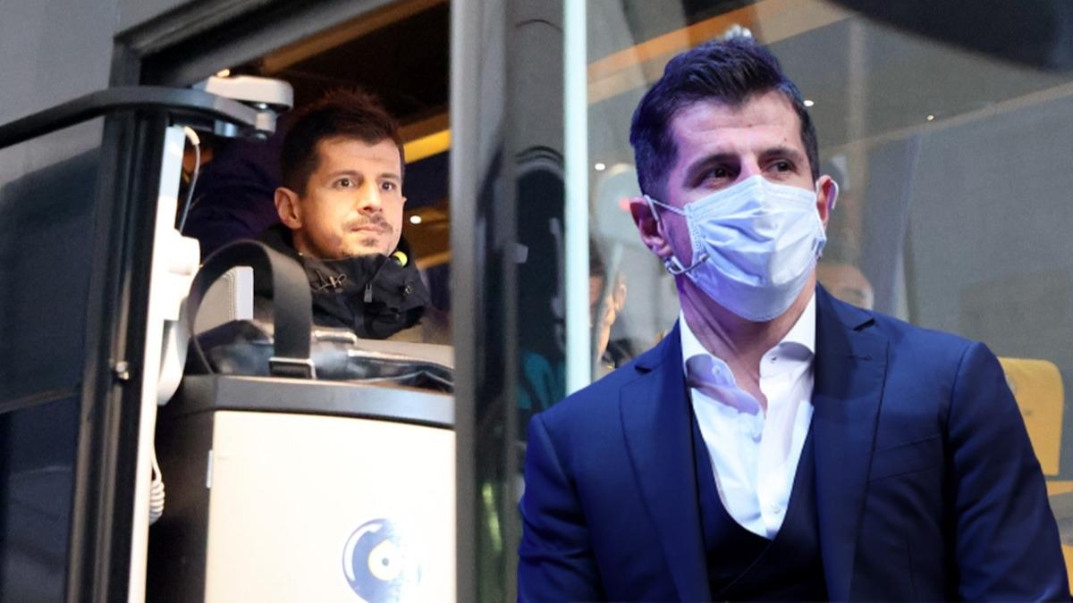 Fenerbahçe'de Emre Belözoğlu'dan Mert Hakan isyanı! Fatih Terim'e cevap...