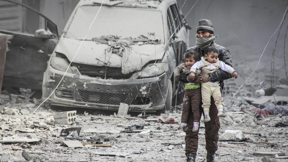 Suriye'deki iç savaş 10'uncu yılını geride bıraktı
