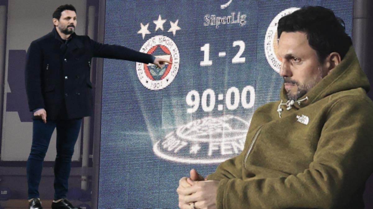 Fenerbahçe'nin eski yıldızından Erol Bulut'a istifa çağrısı! 'Bugünde gönderilmezse...'