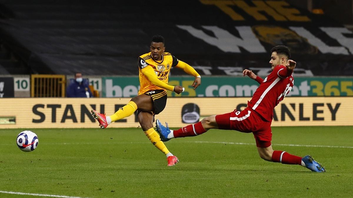 Wolverhampton - Liverpool maçına Ozan Kabak damgası