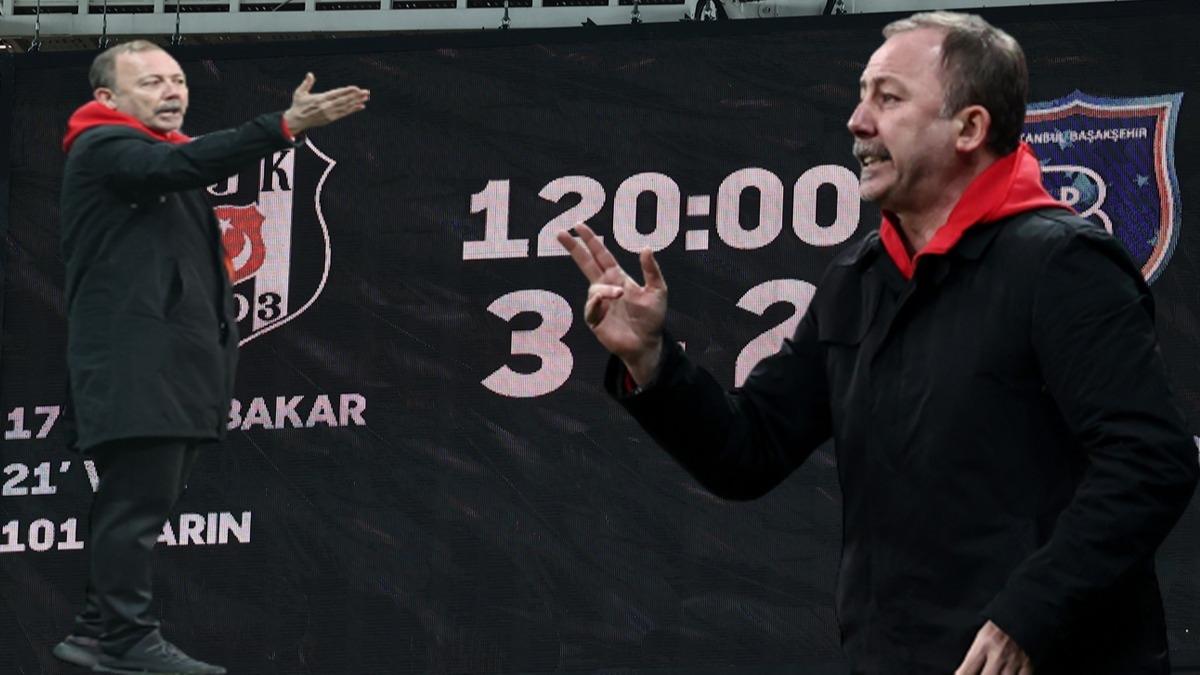 'İlk kez yaşayacağım...' Beşiktaş-Başakşehir maçı sonrası Sergen Yalçın'dan Fenerbahçe itirafı: Hiç bir zaman...