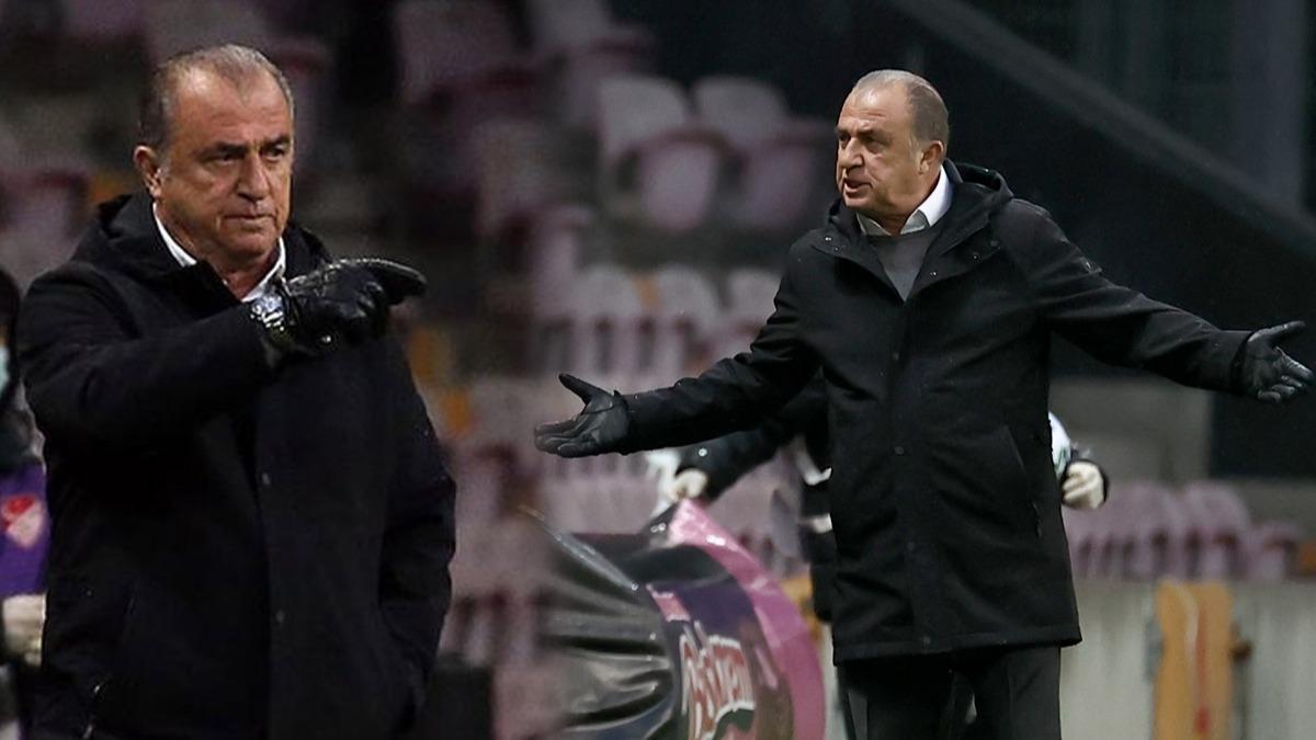Galatasaray-Çaykur Rizespor maçında olay hatalar sonrası ortalık yıkıldı! Fatih Terim'in sözleri canlı yayından duyuldu