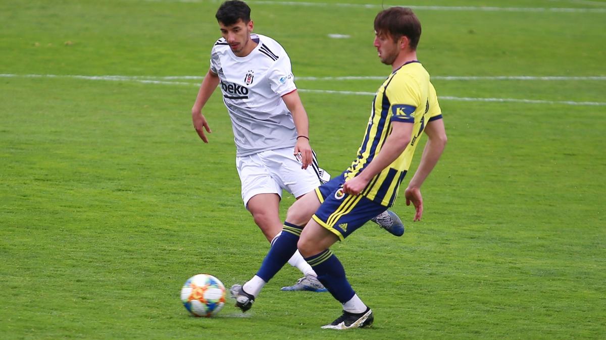 U19 derbisinde Beşiktaş, Fenerbahçe'yi tek golle geçti
