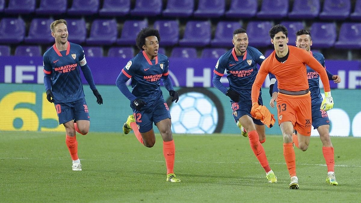 La Liga'da tarihi maç! 90+4'te kaleci gol attı...