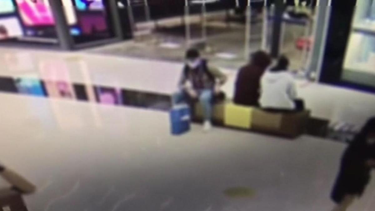 Mostafa Mohammed'in çantası böyle çalındı