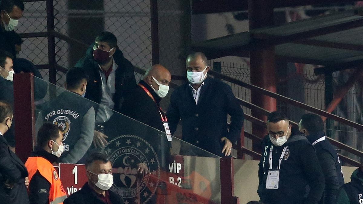 Erman Toroğlu: Fatih Terim, Galatasaray ile yol ayrımında