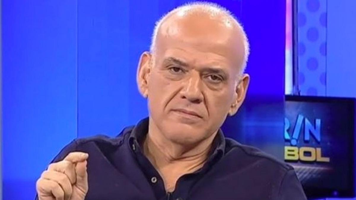 Ahmet Çakar'dan canlı yayında çok konuşulacak 'şampiyonluk' iddiası