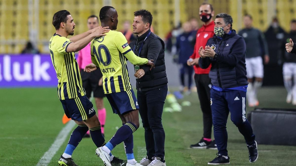 Emre Belözoğlu'dan Fenerbahçe'de bir ilk! Erol Bulut detayı...