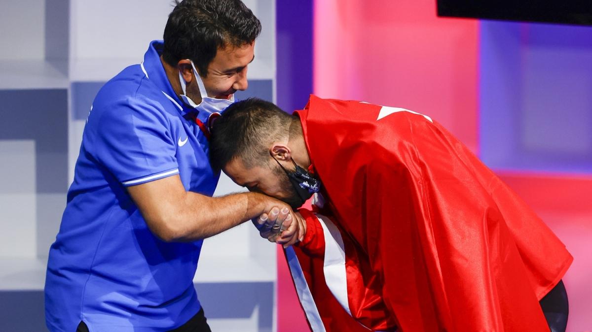 Daniyar İsmayilov'dan çifte altın ve Avrupa rekoru