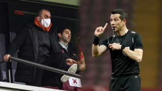 'Çok yazık çok, her maç aynısı' Fatih Terim o karar sonrası çıldırdı! Lens...