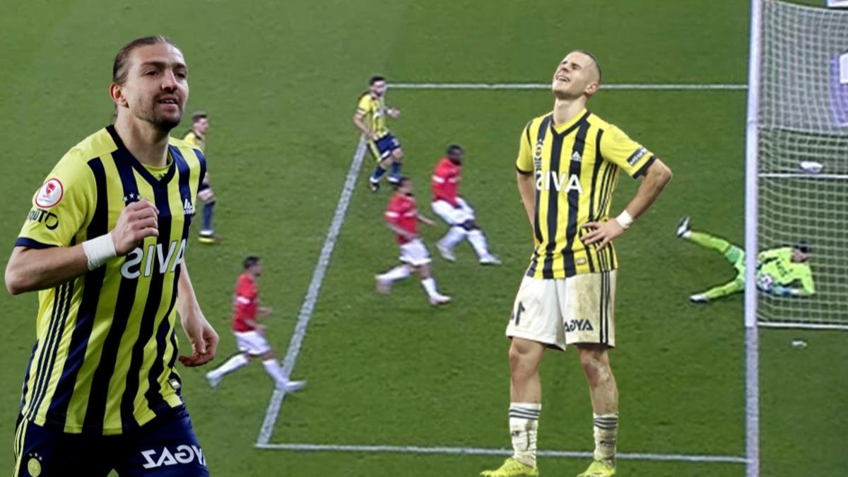 Fenerbahçe maçında o diyalog canlı yayına yansıdı! Caner Erkin açıklama yaptı, Altay Bayındır...