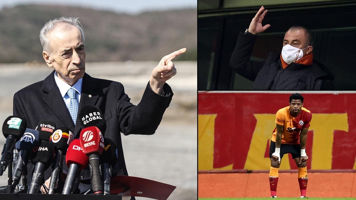 Mustafa Cengiz bombalamaya devam etti! Hedefte Terim ve Donk var