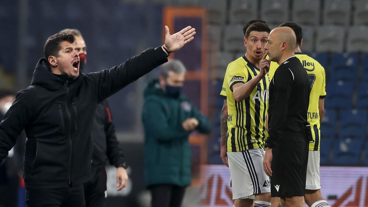 Fenerbahçe'de Cüneyt Çakır isyanı! Caner Erkin çılgına döndü, büyük tartışma