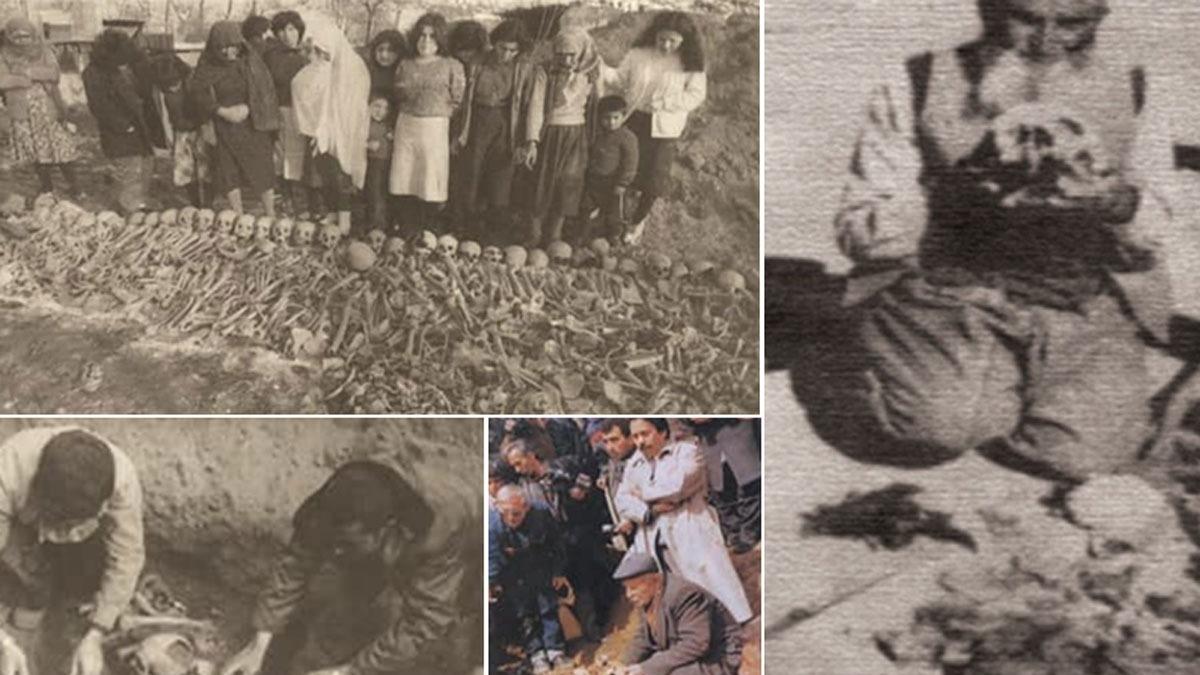'Asıl soykırım Ermeni çetelerince Anadolu'da yapılmıştır'