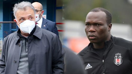 İşte Beşiktaş'taki Aboubakar krizinin detayları! 250 bin euro için...