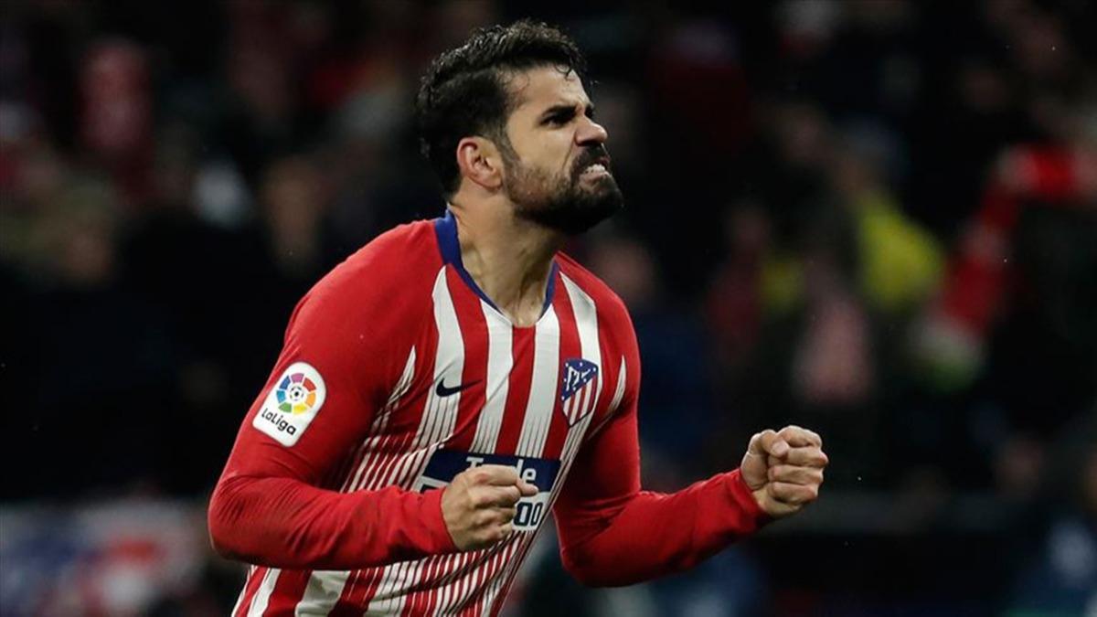 Menajeri resmen açıkladı! 'Diego Costa Beşiktaş'ı istiyor'