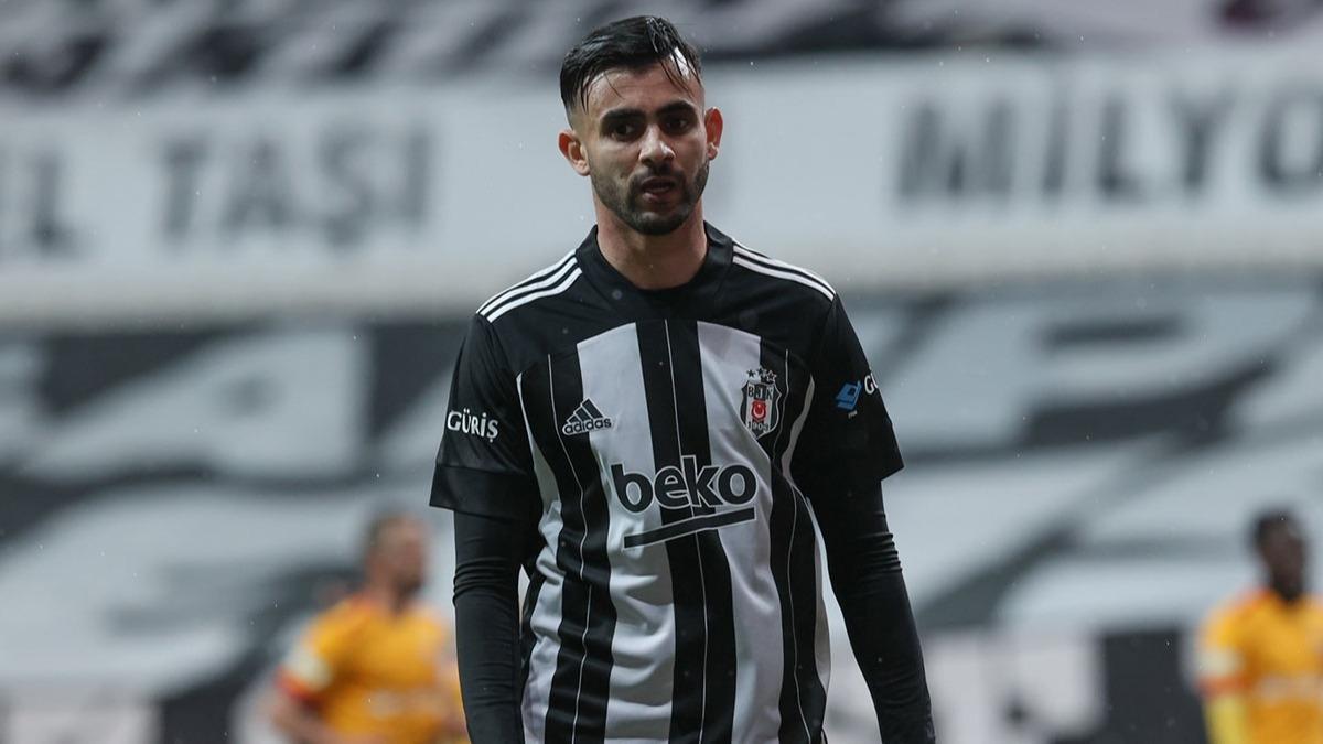 Beşiktaş'a bela oldular! Aboubakar'dan sonra şimdi de Ghezzal...