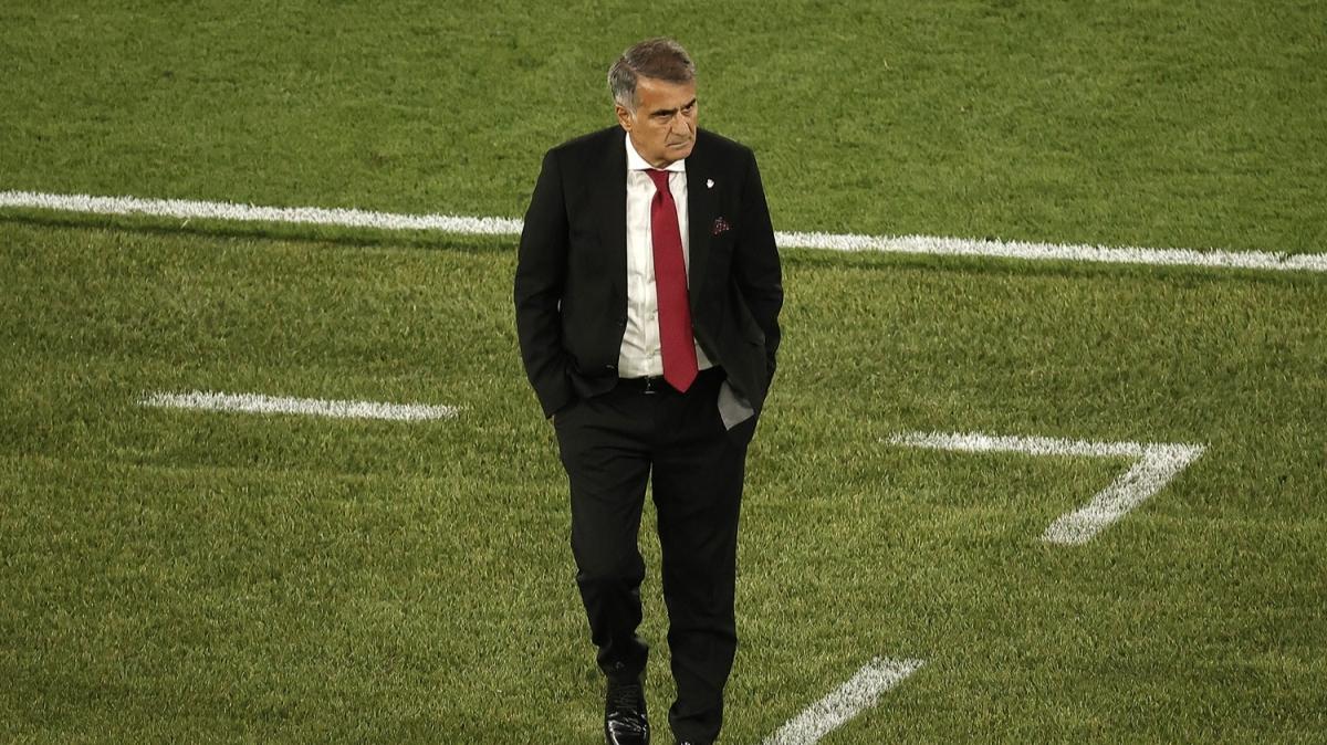Şenol Güneş'e İtalyan eleştirisi: 'Bu maç için ne hazırlamış anlamadık'