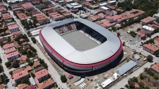 Bölgenin en modern tesisi olacak! İşte yeni Erzincan Stadı'nın son hali