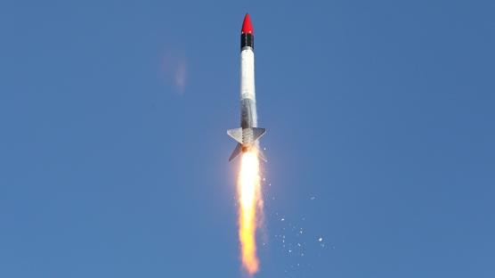 Ay misyonunda kullanılması planlanan hibrit motorlu Sonda Roket Sistemi başarıyla test edildi