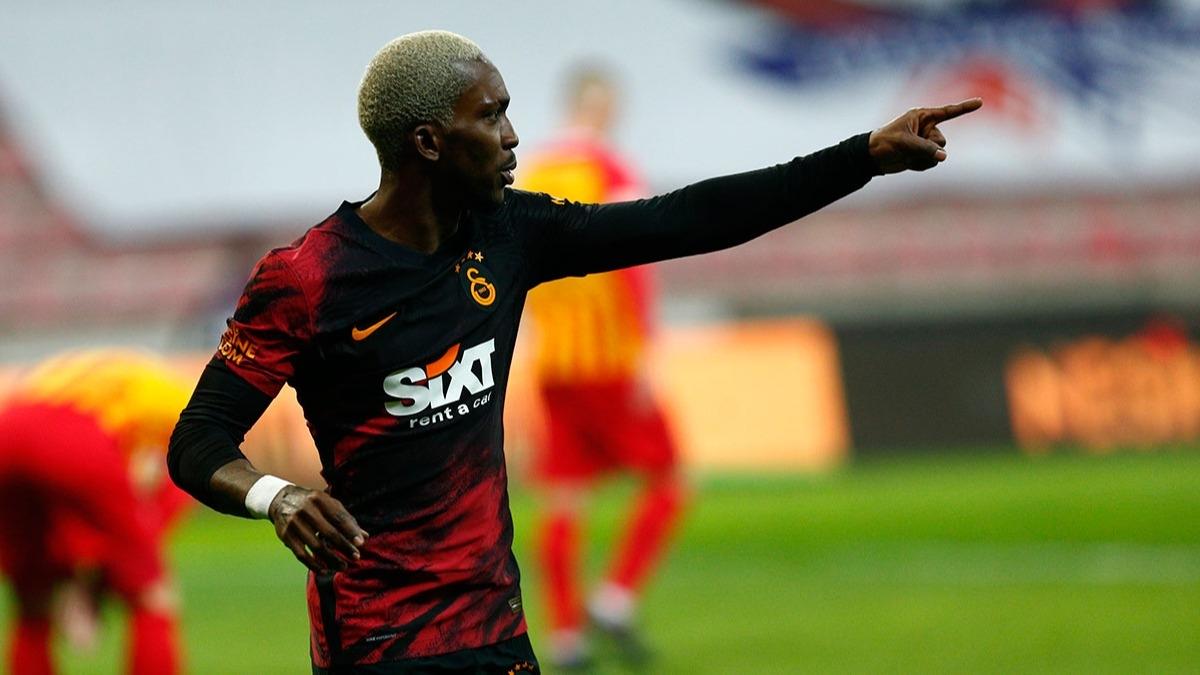 Onyekuru'yu Galatasaray alamadı, Fenerbahçe devreye girdi