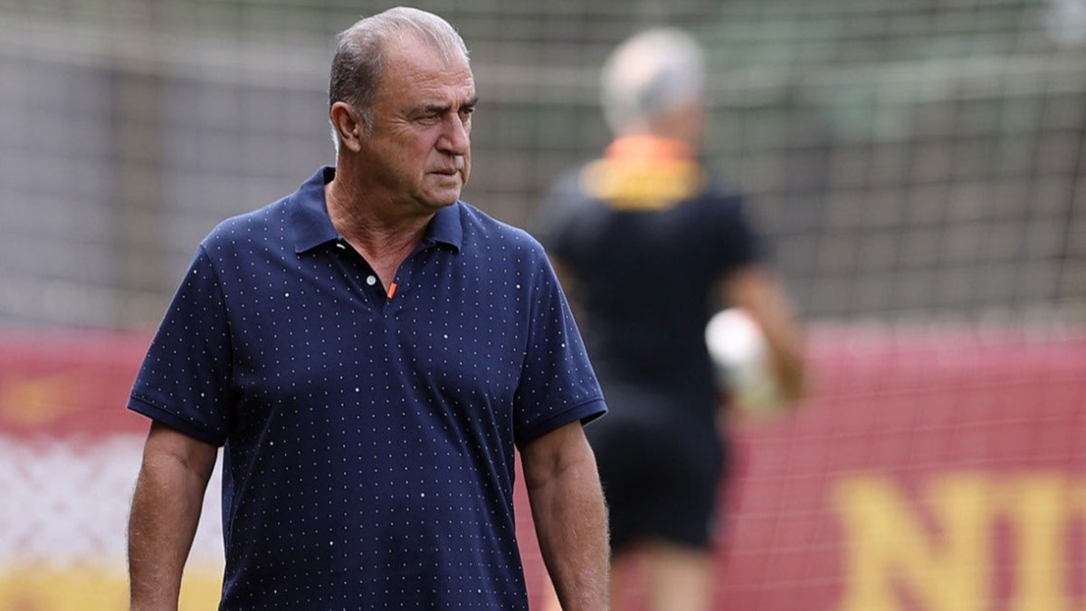 Lazio maçı öncesi Fatih Terim'den Marcao sürprizi