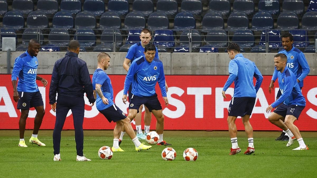 Frankfurt maçı öncesi Pereira'dan orta saha sürprizi!