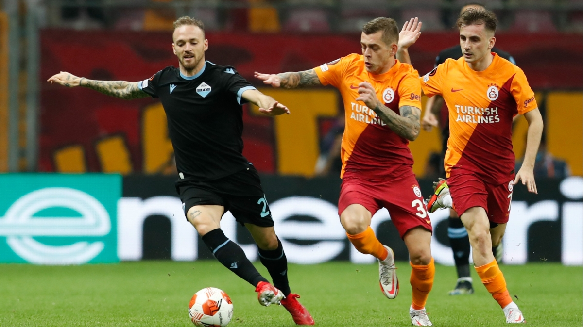 Galatasaray'a Cicaldau piyangosu! 15 milyon euro...