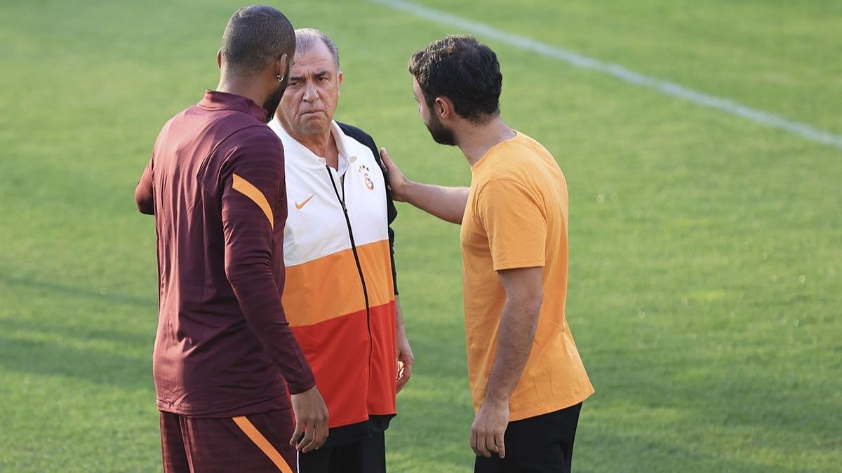 Fatih Terim de engel olamadı! Marcao Galatasaray'dan ayrılıyor