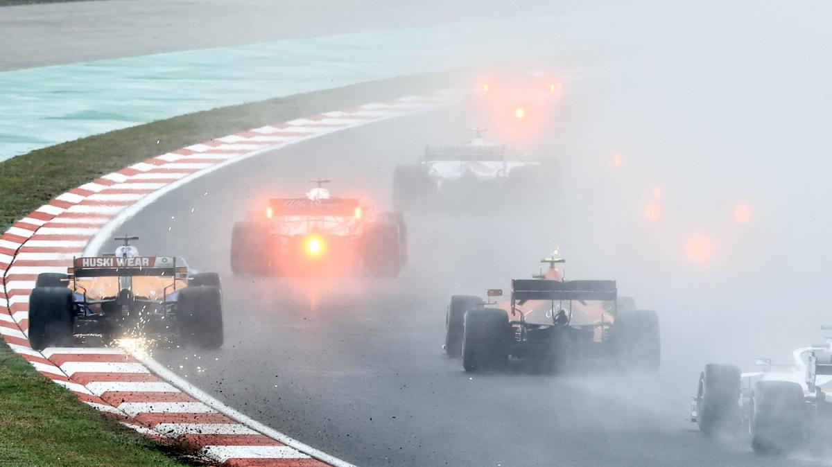 İşte Formula 1 Türkiye Grand Prix'sinin kazananı