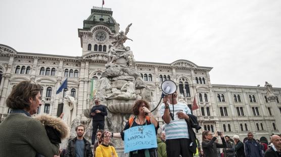 İtalya'da protestolar sürüyor