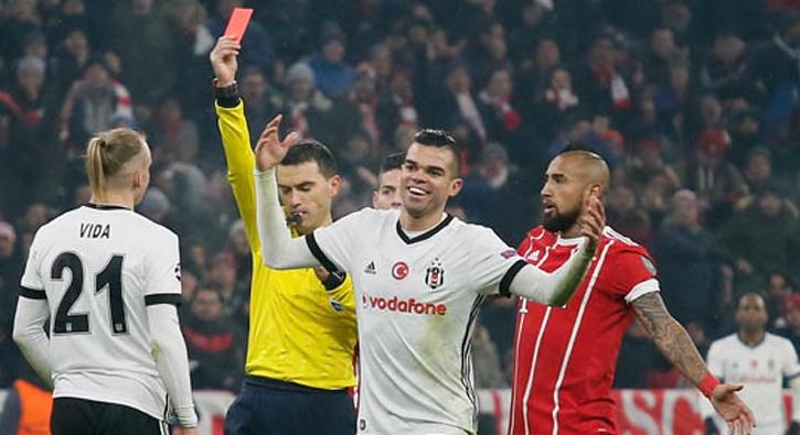 Bayern Münih - Beşiktaş maçını Alman basını böyle gördü