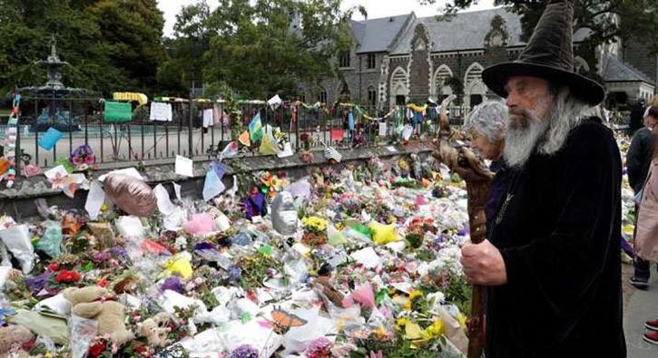 Yeni Zelanda şehitleri son yolculuğuna uğurlanıyor
