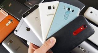 Dünyanın en akıllı telefonları