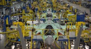 Türkiye'nin F-35 uçakları böyle üretiliyor