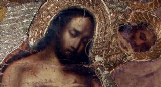 Adana'da 3 milyon Euro değerinde 'Hz. İsa ve havarileri' resmi ele geçirildi